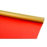 Paper two hundred. PRESIDENT 0.7 * 8m Gold + Red
