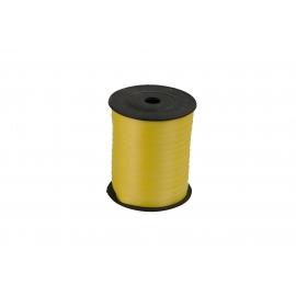 Стрічка поліпропіленова 0,5см*280м Жовтий 201