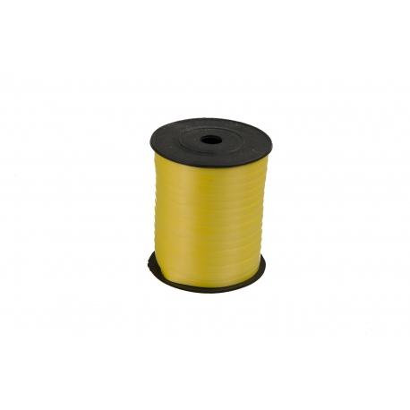 Polypropylene tape 0.5 cm * 280m Yellow 201