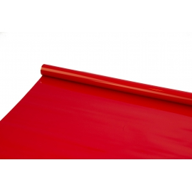 Плівка для квітів тоніровка President 0,6м*10м (600к) Червоний 703
