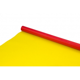 Double-sided paper 0.7 * 10yard Yellow + Red