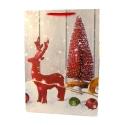 Пакет паперовий новорічний в асортименті 40*56*13см