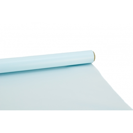 Film opaque Perl in rolls 0,7 x 8 m P.ZGZ-131 Light Blue