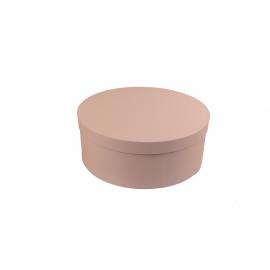Коробка розовая 1501-1534-12 38,7см х 14,8см