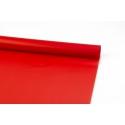 Матовая пленка PRESIDENT 0,6м * 10м Красная 703