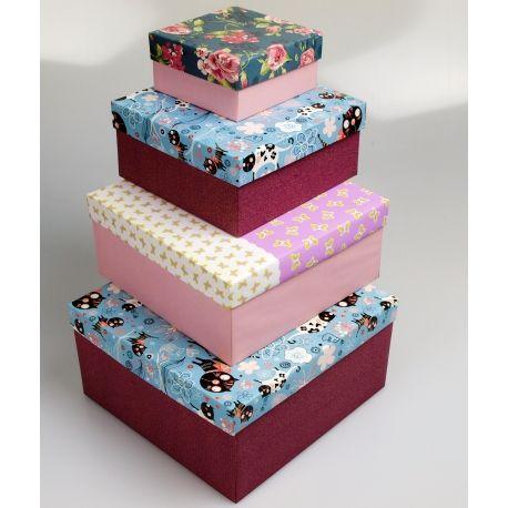 Set boxes No. 30 20*20*10cm