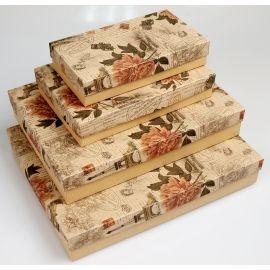 Комплект коробок №21 30 ×30 ×5 см