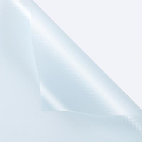 The film is matte in sheets dense P.QCS-131 Lt Blue