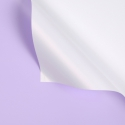Double-sided film P.OY-3-033 White + Lilac
