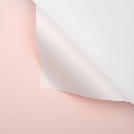 Double-sided film P.OY-3-161 White + Hot Pink