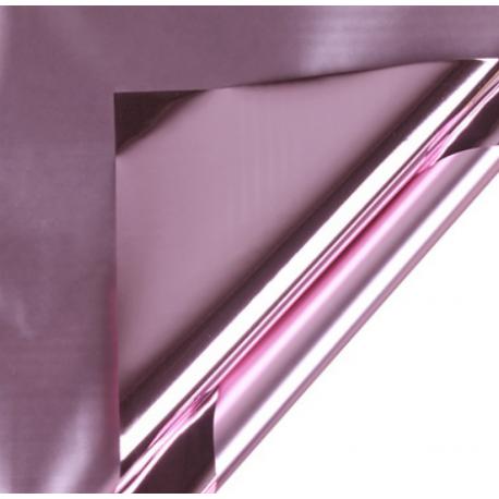Плівка в листах SMJSM метал рожева