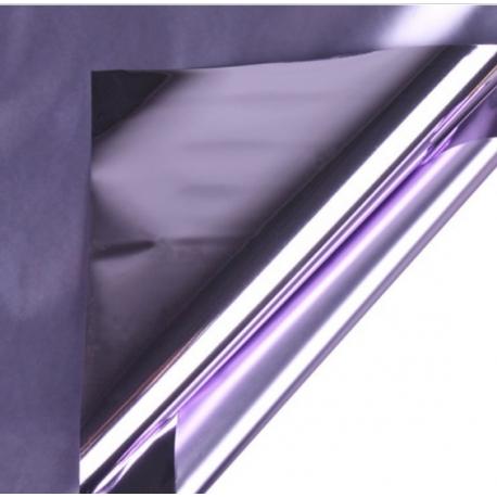 Пленка в листах SMJSM металл сирень