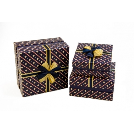 Set of gift boxes with 3 pieces NC06-31