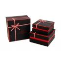 Набір коробок для подарунків з 3 шт NC06-33