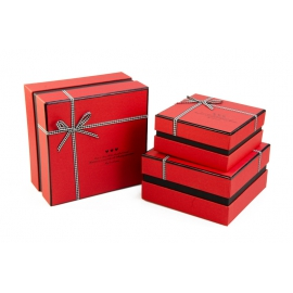 Set of gift boxes with 3 pieces NC06-34