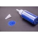Powder in a bottle of 80 g Blue