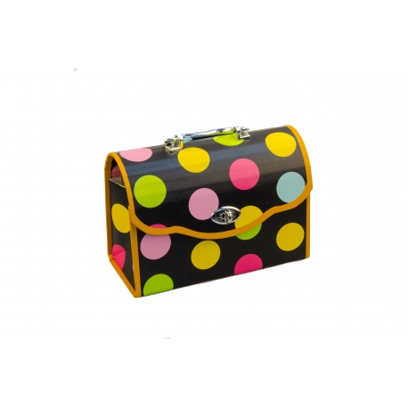 Коробка-чемодан Горох W5173