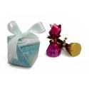 Бонбоньєрка для цукерок 105-4011 бірюза