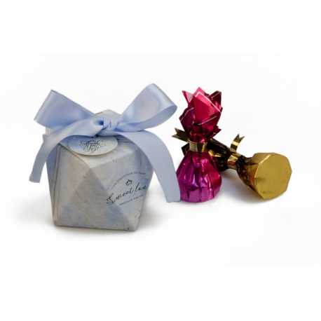 Bonbonniere for candies 105-4011 gray