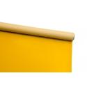 Пленка двусторонняя в рулоне 0,6х8 м P.OY-052 Orange + Buttercup