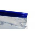 Плівка металізована 0,7 м х 9 м двостороння (синій+срібло)