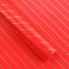 Пленка двусторонняя в рулоне 0,6 х 8 м диагональ P.MD-001-012 Red
