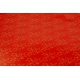 """New Year's paper bilateral 0,7m * 10yards """"Golden stars"""" on red"""