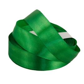 Satin ribbon 2.5cm * 25yard Green 76