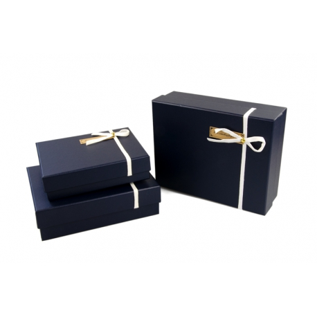 Set of gift boxes with 3 pieces C210-36