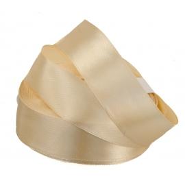 Satin ribbon 2.5cm * 25yard Peach 109/183
