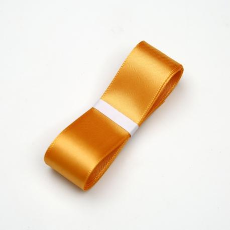 Лента атласная R.CSZD.025-054 Tangerine