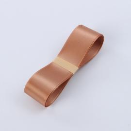 Стрічка атласна R.CSZD.025-061 Gold