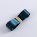 Стрічка атласна 2,5см * 50ярд R.CSZD.025-091 Emerald
