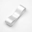 Стрічка атласна 2,5см * 50ярд R.CSZD.025-111 White