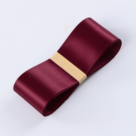 Satin ribbon R.CSZD.038-011 Wine