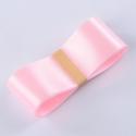 Стрічка атласна 3,8см * 50ярд R.CSZD.038-165 Light Pink