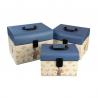 Набір коробок для подарунків Скриня з Кроликом із 3 шт W5107