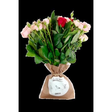 Упаковка для цветов Chrysal Arrive Alive S-Block Medium