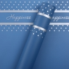 Плівка матова в листах Happiness P.HX 105 Carolina Blue
