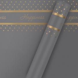 Пленка матовая в листах Happiness P.HX 121 Charcoal