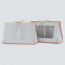 Паперовий пакет для квітів HB.CHB-111 White