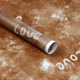 Matte film in Love NSZAWH-1 sheets Brown