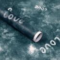 Пленка матовая в листах Love NSZAWH-4 Елочный