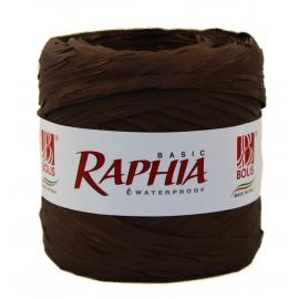 Рафія Італія 200m коричнева