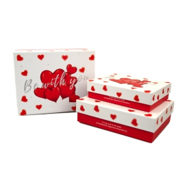 Set of gift boxes with 3 pieces C210-38