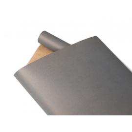 Бумага Мультиколор President 0,7х8м Крафт + Серый