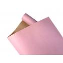 Paper Multicolor President 0,7х8m Kraft + Pink