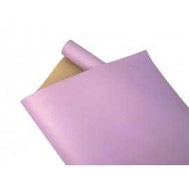 Бумага Мультиколор President 0,7х8м Крафт + Сирень