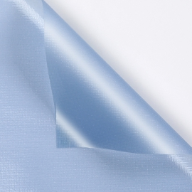 Matte film in dense sheets P.QCS-105 Carolina Blue