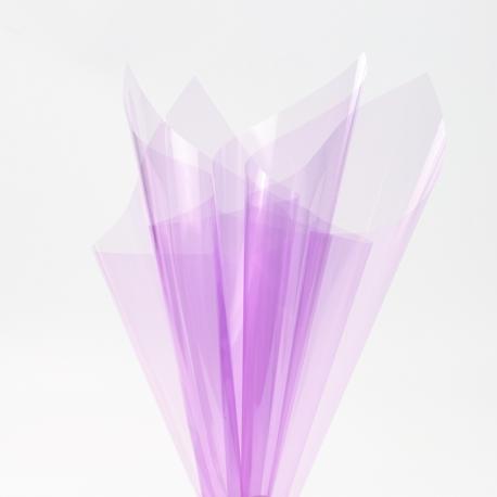 Пленка прозрачная в листах 60х60см P.XHXL-032 Lavender